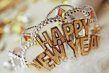 New Years / New years recipes, decorations and a little bling.  / by Sissy