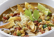Soups/stews/chili