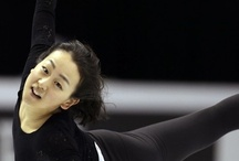 London Worlds 2013 - Mao Asada -