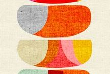 Textiles and patterns / by Christina Cha