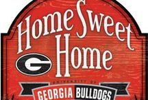 Georgia  Bulldogs  SEC / SEC Fan Zone Challenge! Which SEC team has the most followers? You decide!  / by Sissy