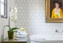 Decoration: Bathroom / by Christina Cha