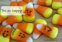 Candy Corn  / by Sissy