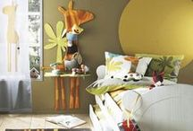 Jungle Room Ideas / by Mary Huffstetler