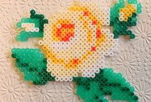Fusion beads patterns  / My daughters and I love making Perler Bead projects! Simple and fun :) #perlerbeads / by ★~☆K D☆~★