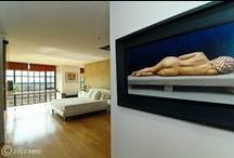 Dubious Decor / Dubious decor choices in funny real estate listings.
