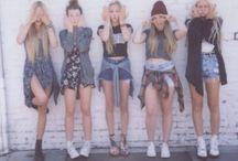 OUTFITS / Women's fashion