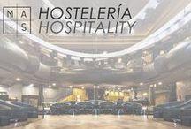 MAS · Hostelería / Fotografías de nuestros proyectos para el sector hostelero, donde nos esmeramos por recrear ambientes que complementen los placeres de la buena mesa.