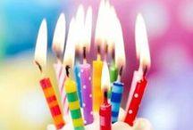 Happy Birthday! / Ways to say Happy Birthday!
