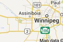 Winnipeg / Sight and sounds