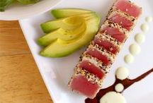 Tuna Recipes / Tuna is a great source of omega-3 fatty acids, which can help maintain a healthy heart, brain, and eyes. #Omega3s: Always a good idea™ #AlwaysOmega3s