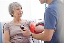 Blood Pressure / Countless studies demonstrate that omega-3 consumption lowers blood pressure and triglycerides and reduces the risk of cardiac death.