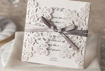 Wedding Invitations / Wedding invitation ideas