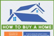 Buying a Home / Helpful information for buying your new home.