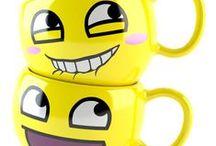 Funny Theemokken - Tea mugs / De gekste mokken!