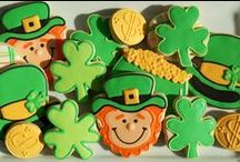 St. Patrick's Day / All of the food, crafts, activities, projects, and home decor ideas you could want for St. Patrick's Day!