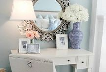Makeup Room & Organization