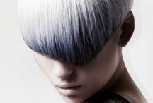 Vidal-esque hair styles