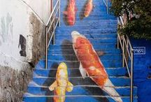 El arte está en la calle / Las mejores imágenes de arte urbano llegan como un soplo de aire fresco para renovar nuestras ideas.
