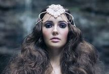 Blair Nadeau Millinery 2016 Collection Creative Shoot / Ethereal Butterfly