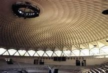 Pier Luigi Nervi / Pier Luigi Nervi (June 21, 1891 – January 9, 1979) was an Italian engineer and architect. He studied at the University of Bologna graduating in 1913; Dr Nervi taught as a professor of engineering at Rome University from 1946 to 1961 and is known worldwide as a structural engineer and architect and for his innovative use of reinforced concrete.
