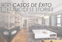 MAS · Casos de éxito / A través de algunos videos podreís ver un poco mejor los espacios que creamos. Además algunos de nuestros clientes relatan su experiencia con MAS · Arquitectura.   Mas en nuestro canal de Youtube: https://www.youtube.com/channel/UCSBvSrztRwPMRn-7fDnYjMw