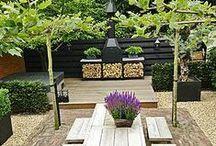 Garden Architecture / The most beautiful garden architectural ideas!