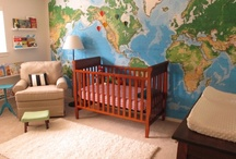Baby's room / by Amy Gillis Paterno