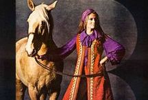 Folklore / by Secondhandnew Vintage