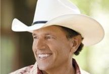 ♫ George Strait ♫ / by Cathy Nickols