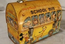 ♥ New & Vintage Lunch Boxes ♥ / by Cathy Nickols