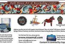 "Rosemaling / The largest selection available anywhere of DVDs in all mediums by the worlds leading Artists as Authentic Norwegian Rosemaling DVDs and books by our own Joan Dahl. Also lots of ""one of a kind"" Handpainted Gifts. Be sure to check out our new line of the highest quality Artist Bags, Artist Easels & Sets, Artist Palettes, Artist Wooden Boxes, Drafting & Drawing Furniture, Gallery Wood Case Pastel Sets and  so much more.  / by Dahl House Art & Rosemaling Center"