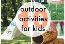 Backyard Fun & Games / Backyard Fun for the kids.