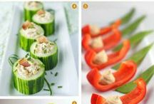 Too Good to Eat with a Fork / DC Planner | Delicious Finger food Ideas & Inspiration from Simply Breathe Events