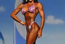 Bodyfitness Bikini / Inspiration for bikini fitness, body fitness, women's physique competition suits.