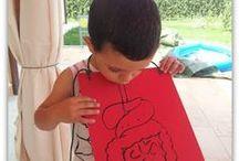 Manzanaterapia / Experimentos, actividades, juegos, ideas para niños. Crafts for kids, games, experiments