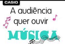 Música em números ♪
