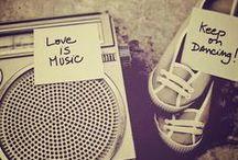 Music. Inspiration.