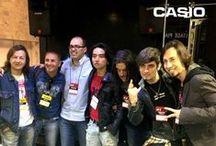 Expo Music 2013 / Maior evento da música com a Casio e os seus músicos!