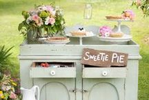 Shabby Chic Wedding / DC Planner | Shabby Chic Wedding Ideas & Inspiration from Simply Breathe Events