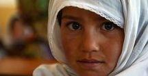 Mädchen aus Afghanistan / ...und aus Pakistan.