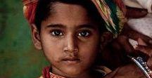 Jungen aus Indien