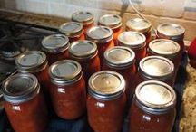 CANNING / by Annette Stahl