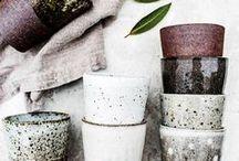 Keramik / När jag börjar med keramiken igen, då..
