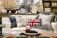 Union Jack pillow or cushion