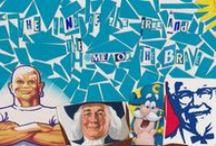 Modern Pop Art / Michael Albert Pop Art (Overview)