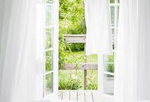 Summer home /Hemma i stugan