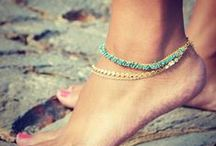 Anklets / Find inspiration for anklets here