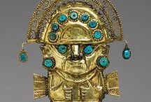 Primitive Art & Artifacts of the Ancient America's. / Aztec,Moche,Inca,Mayan, Olmec & more