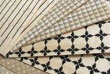 patterns and textiles / patterns, tiles & textiles